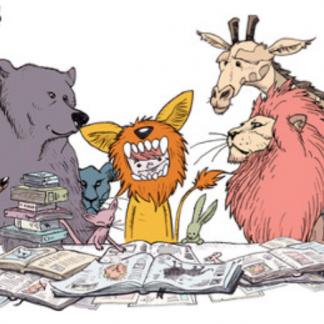 Puzzle Romain et ses amis